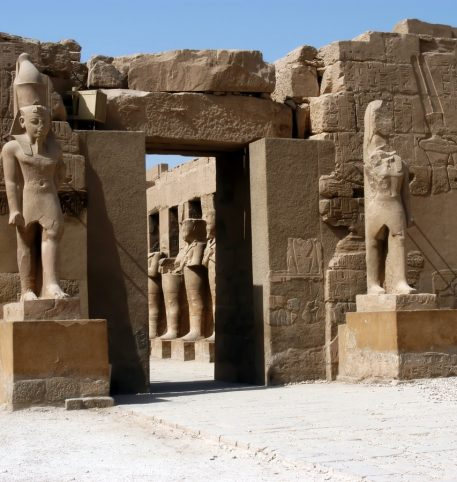 The temple of Luxor in Egypt, one of the destinations of Egypt holidays and vacation package